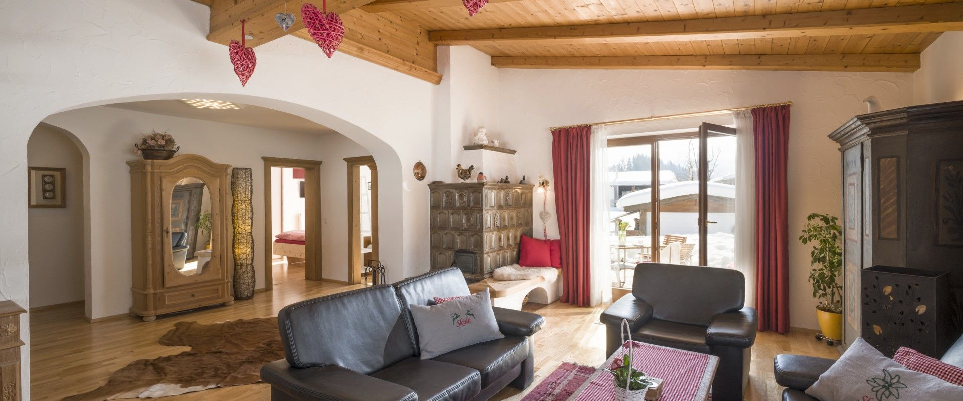 Urlaub In Kitzbuehel Appartement 1