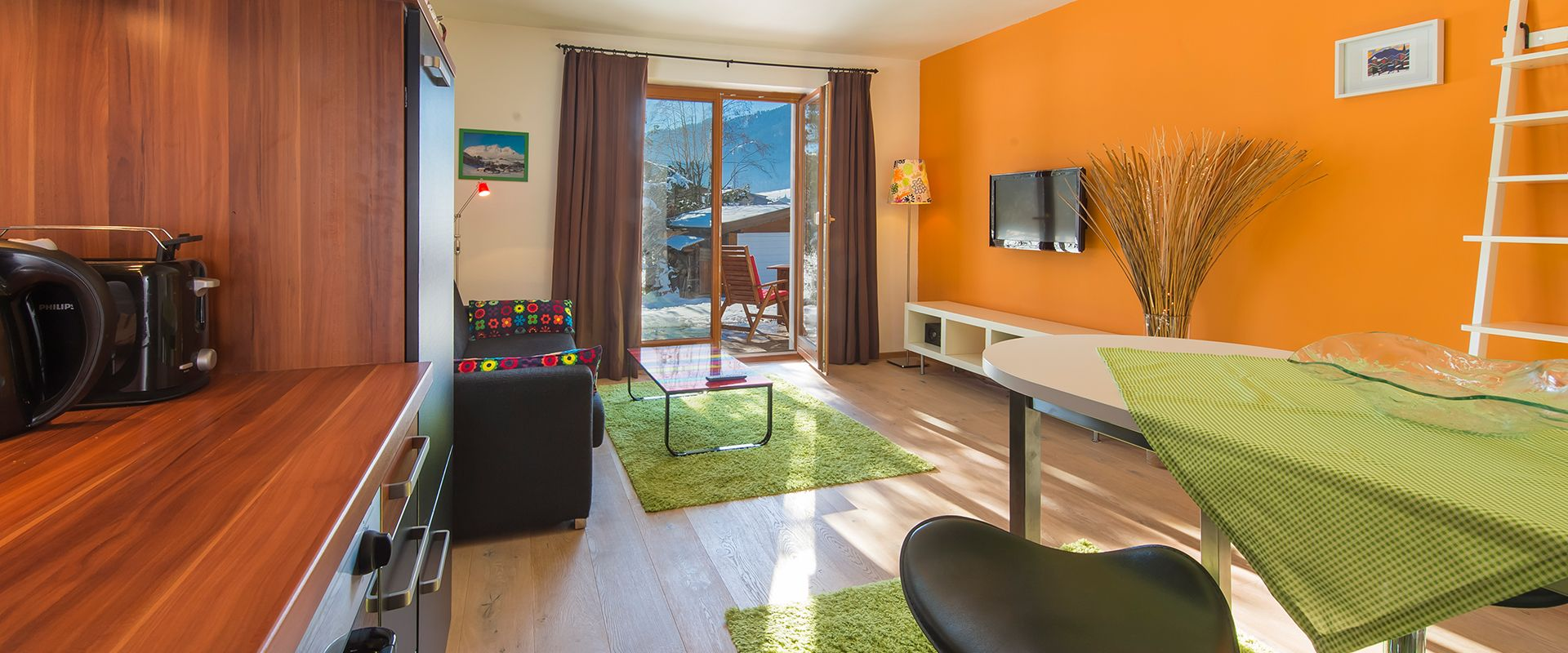 Urlaub In Kitzbuehel Appartement 5